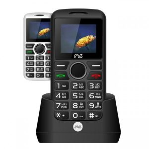 TELEFONO MOVIL ORA PHONE MIRA S1701 1,77″-DUAL SIM- BLANCO