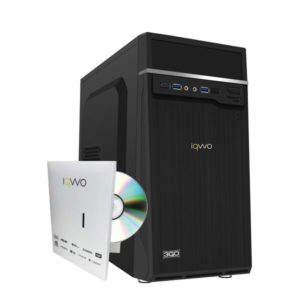 PC IQWO EXTREME LINE I3 CPU TORRE