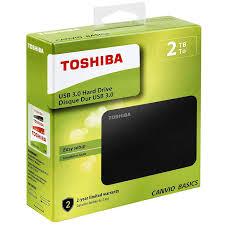 DISCO DURO EXTERNO 2.5″ 2TB TOSHIBA USB 3.0 HDTB420EK3AA