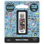 PEN DRIVE FIG.32GB CANDY POP TEC4001-32