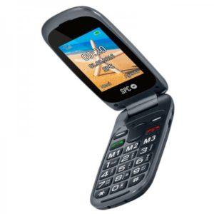 TELEFONO MOVIL SPC HARMONY 2304N NEGRO