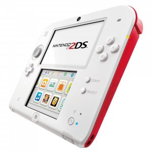 CONSOLA NINTENDO 2DS BLANCO + NEW SUPER MARIO BROS