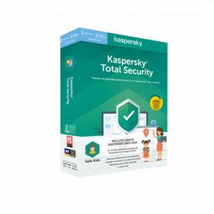 ANTIVIRUS KASPERKSY 2020 1 US TOTAL SECURITY (821)