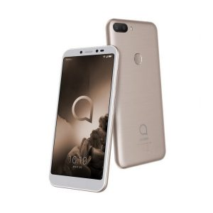 TELEFONO MOVIL ALCATEL 1S METALIC GOLD 4G 5.5″-OC1.6