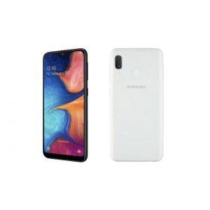 TELEFONO MOVIL SAMSUNG GALAXY A20E BLANCO 5.8″
