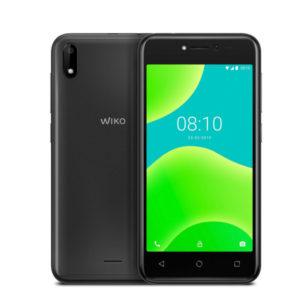 TELEFONO MOVIL WIKO Y50 GRIS 5″-QC1.3-16G-1GB